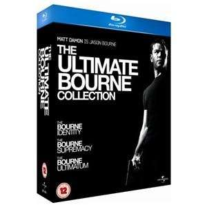 The Ultimate Bourne Collection (Blu-ray) - £7.64 Zavvi (With CODE)