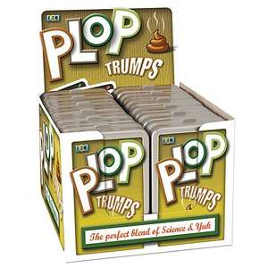 Plop Trumps - Debenhams - £1.80 Click and Collect