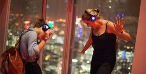 £35 for entry to a silent disco at The View from The Shard exclusively with Time Out