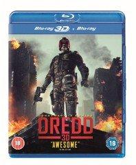 Dredd [Blu-Ray 3D + Blu-Ray] £5.00 Delivered @Sainsburys Entertainment