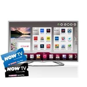 £499.99 at Co-Op - £180.00 cheaper than @ ARGOS - LG 47LN613V Silver - 47Inch Full HD Smart LED TV with Freeview HD, WiFi, Dual Core Processor, 3x HDMI, 3x USB, 1080P