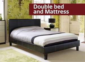Double Beds & Mattresses at £199.99 Delivered + 5% Quidco @Dreams.co.uk [Ends Sunday]