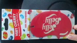 Jelly Belly In Car Air freshener £1 at Poundland