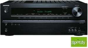 ONKYO TX-NR414 AV RECEIVER, INTERNET RADIO, 6 HDMI £136.00 (EX-DISPLAY) at Richer Sounds Birmingham