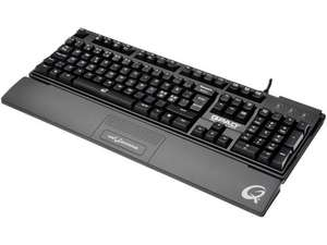 Qpad MK50 Cherry MX Red Mechanical Keyboard @Argos Online Exclusive 38.99 (Amazon = £71.57)
