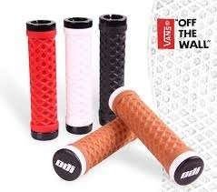 ODI Vans lock on grips. Special edition £17.54 rrp £23.99. The wollyhatshop.