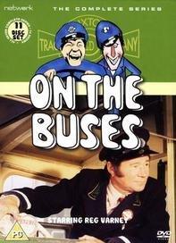 On the Buses 11 DVD box set Sainsbury`s £15