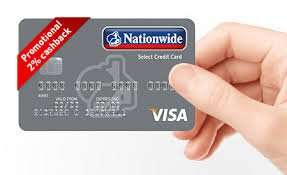 Nationwide Select Credit Card - 2% cashback (for 90 days - 0.5% afterwards) / 15 months purchases at 0% / 26 month balance transfer at 0%