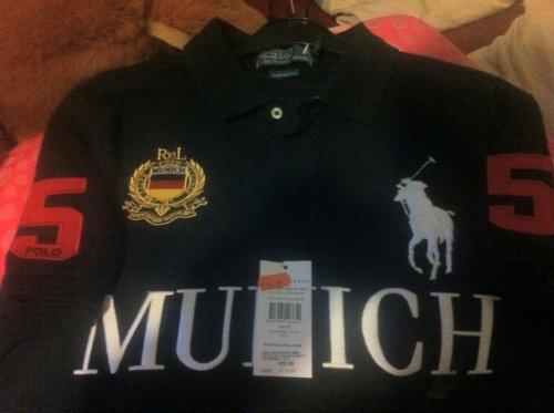 Ralph Lauren polo shirt £19.99 plus other items @ Ralph Lauren outlet instore
