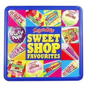 Swizzels matlow sweet shop favourites tin only £3.50 @ Co-op