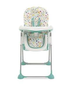 Mothercare I Love Sunshine Arc Highchair was £79.99 now  £10  @ Mothercare instore