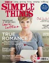 2 year magazine subscription for The Simple Things 26 issues delivered £51.90 with code