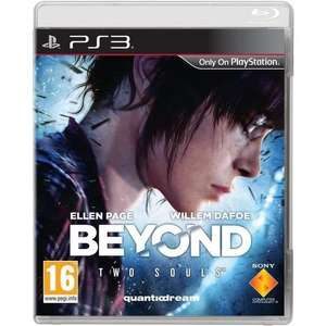 Beyond: Two Souls - PS3 £16.99 @ Gamecentre