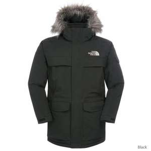 North Face Mcmurdo Parka mens in most sizes and colours £239.99 @ Ellis Brigham