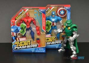 Marvel Superhero Mashers £7 @ Tesco