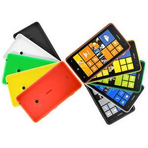 Free Nokia Lumia 625 cover when you buy a Nokia Lumia 625 @ Nokia