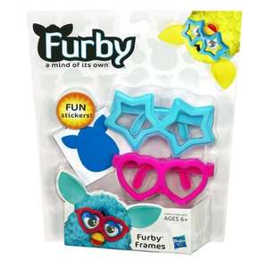Furby Frames (Accessory Pack) @ Amazon from Plusdvd only £10.98