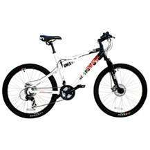 "Apollo Paradox Full Suspension Mountain Bike - 20"" £150.00 @ Halfords"