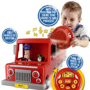 Postman Pat drive and steer RRP £29.99 NOW £14.99 at Mothercare online