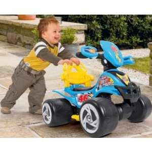 Chad Valley 6V Battery Powered Blue Ride-On Baby Quad. £22.99 @ Argos