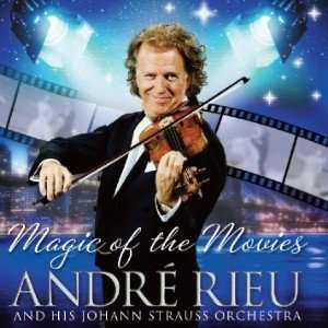 Andre Rieu Magic of the Movies (CD + DVD) £3.99 @ Sainsbury's Entertainment (Exclusive Slipcase Edition link in first post)
