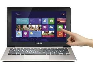 Asus touchscreen I3 laptop refurb 6 month warranty £299.98 @ Dabs