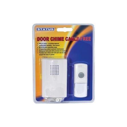 Status Wireless 16 Channel Door Bell - £4.99 @ Dunelm-Mill