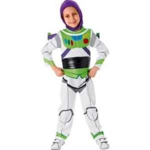 Toy Story Buzz Lightyear dress up costume 3-4 years £7.99 @ Argos