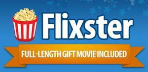 FREE Full length welcome gift film stream/download on Flixster