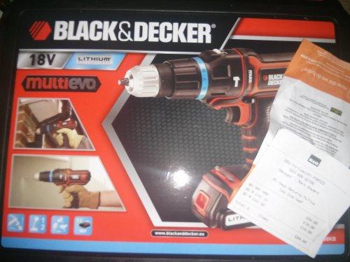 Black & Decker Multievo MT188KB 18v was £79.99 now £54.98 @ B&Q instore