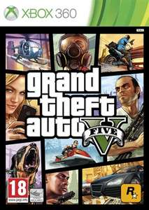 GTA V - XBOX 360 - PREOWNED - LESS THAN A TENNER!!! That's right, £9.99! @ Cash Generator