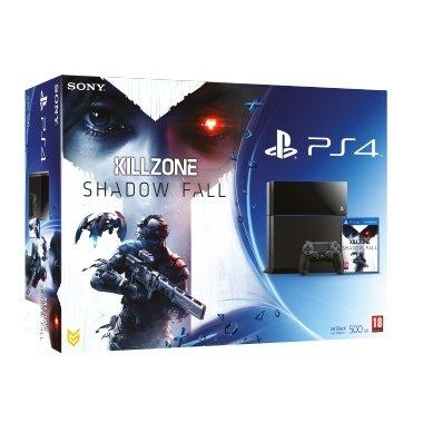 Playstation 4 PS4 Killzone Shadow Fall Bundle - Smyths - £379.99