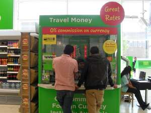 ASDA Travel Money Rate Sale Starts 8am Tuesday 4th Feb