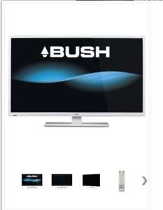 Bush 40 Inch Full HD 1080p LED TV - White £279.99 @ ARGOS IN STOCK