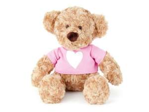 CARTE BLANCHE Teddy Bear £4.99 at lidl