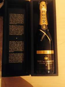 The Co-op Moet & Chandon Grand Vintage 2002 Champagne £14.00