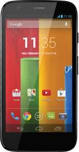 Motorola Moto G FREE on T Mobile 24 mth. 100 Minutes, Unlimited Texts, 1GB Data for £11.99 @ Mobileshop.com + £30 Quido