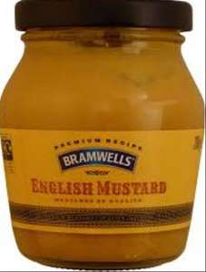 Bramwells English Mustard 200g  45p @ ALDI