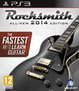 Rocksmith 2014: Includes Real Tone Cable PS3 - £36.99 @ Zavvi