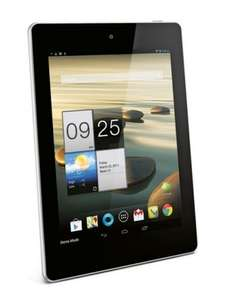 ACER ICONIA A1-811 16GB 7.9 INCH HD WI-FI & 3G Sim Free TABLET - £129.99 delivered @argos outlet ebay