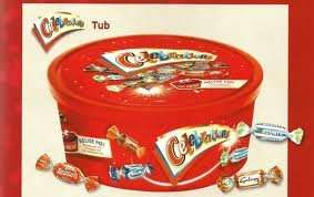 Celebrations 750g tub- £3.50 @ Spar