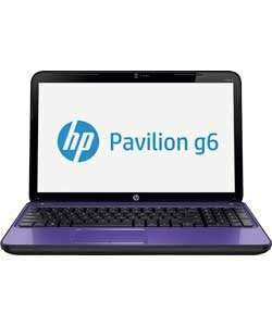 HP G6 15.6 INCH 1TB 8GB LAPTOP - PURPLE £299.99 @ Argos Outlet - Ebay (Refurb)