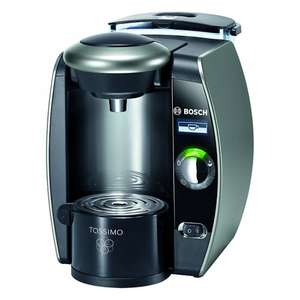 Bosch TAS6515GB (T65) Tassimo Coffee Machine Titanium + 2 YEAR GUARANTEE £69.99 @ JohnLewis