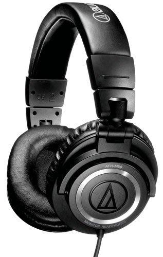 Audio Technica ATH-M50 Black Coiled Cable £103.64 @ Amazon