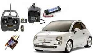 Tamiya £99.99 RC Deal - Fiat 500 M-03 BARGAIN BUNDLE DEAL - Everything for just £99.99 @  Goldstarstockists