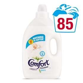 Comfort Concentrate Pure Fabric Conditioner 85 Washes 3l £3 Asda online/instore