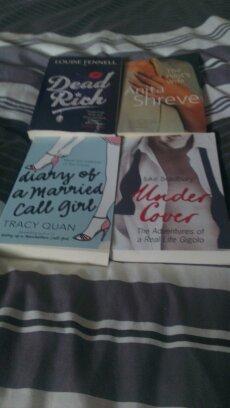 Various books for 0.01p instore @ Tesco