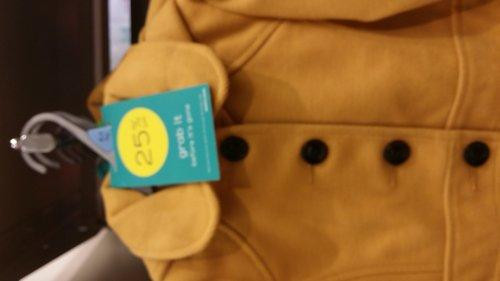 25%off kids clothes nutmeg @ morrisons