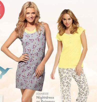 £6.99 Nightdress/ Pyjamas @ Lidl