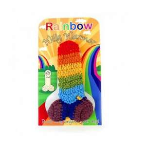 Rainbow Willy Warmer £4.99 @MenKind